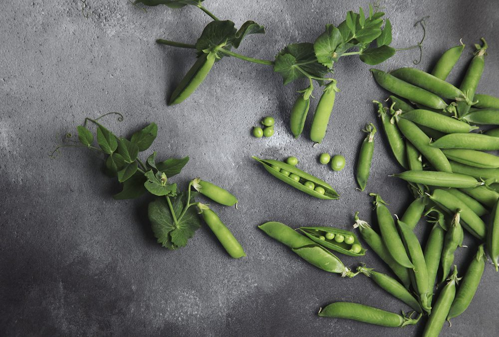 Garden Peas Editorial Photography by Claudia Riccio Photography Ltd