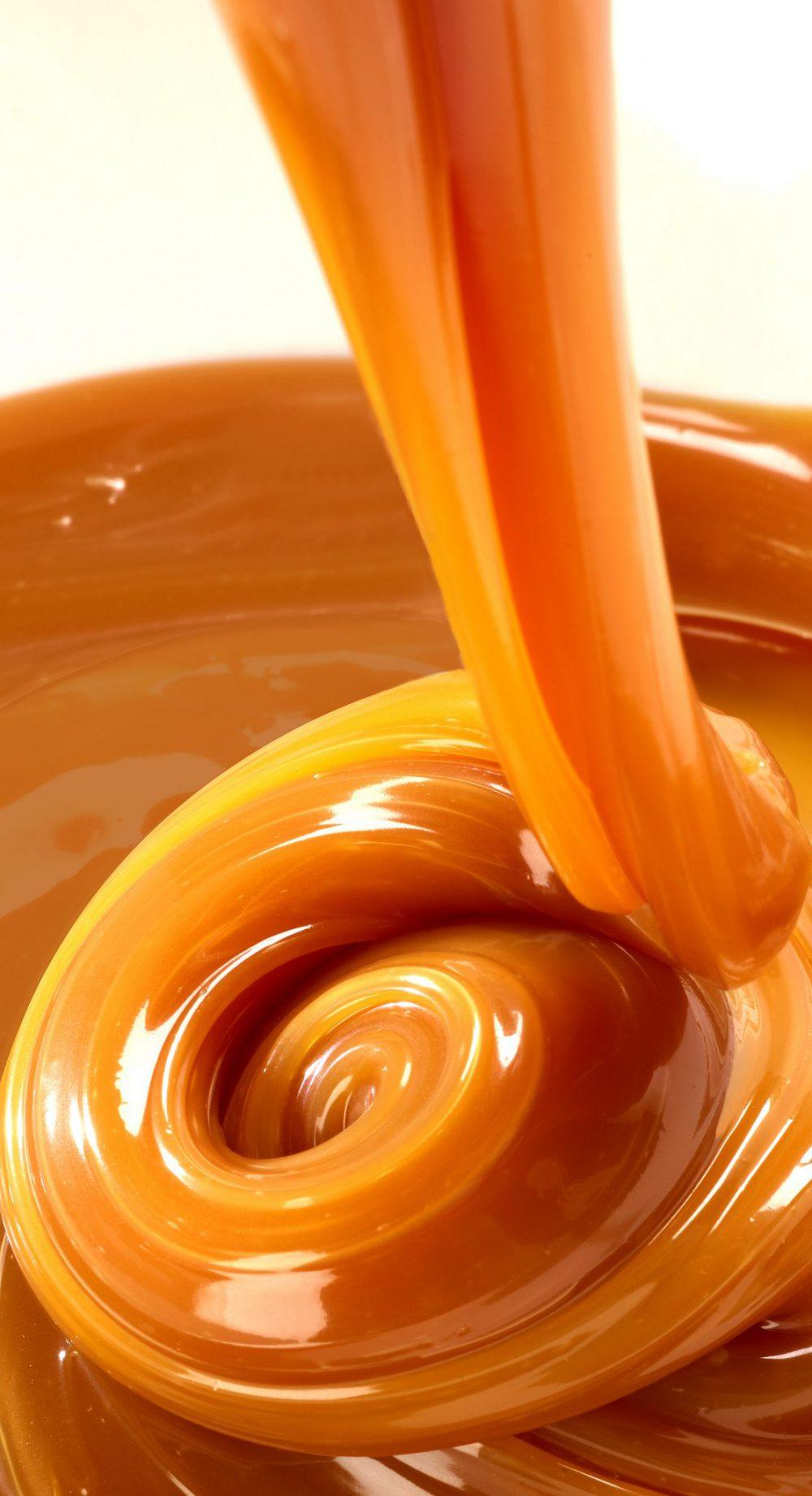 Swirls of Caramel